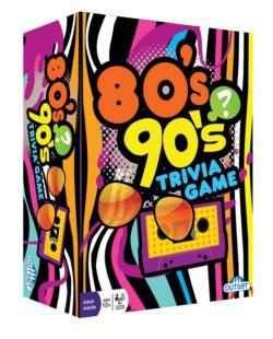 80's 90's Trivia