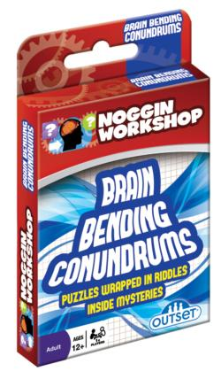 Brain Bending Conundrums