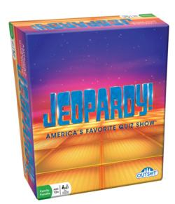 Jeopardy! Card Game Movies / Books / TV