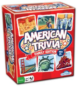 American Trivia: TRAVEL Edition