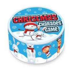 Christmas Charades Game (tin)