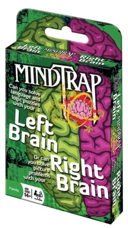 MindTrap: Left Brain Right Brain Pi Day