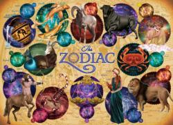 The Zodiac Animals Jigsaw Puzzle