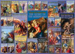 Vintage Nancy Drew Movies / Books / TV Jigsaw Puzzle