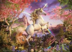 Realm of the Unicorn Unicorns Family Puzzle
