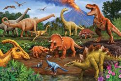 Dinos Dinosaurs Children's Puzzles