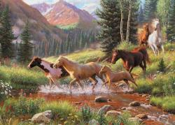 Horse Stream Lakes / Rivers / Streams Tray Puzzle