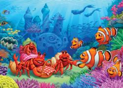 Clownfish Gathering Summer Children's Puzzles