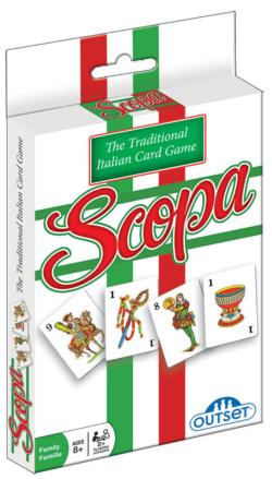 Scopa - Single Deck (Bilingual)