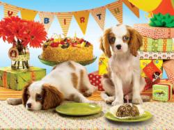 Every Dog Has Its Day Dogs Jigsaw Puzzle