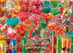Candy Bar Sweets Jigsaw Puzzle