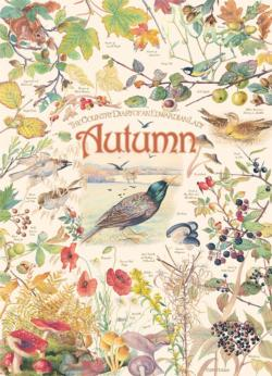 Country Diary: Autumn Nature Jigsaw Puzzle