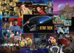 Star Trek: Original Series Sci-fi Jigsaw Puzzle