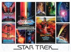 Star Trek: The Motion Pictures Sci-fi Jigsaw Puzzle