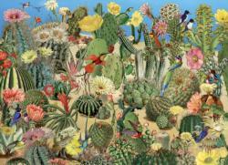 Cactus Garden Flowers Jigsaw Puzzle