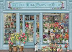 Parisian Flowers Shopping Jigsaw Puzzle