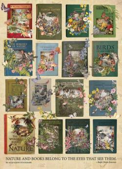 The Nature of Books Nature Jigsaw Puzzle
