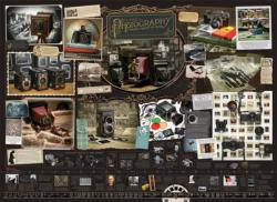 History of Photography Photography Jigsaw Puzzle