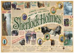 Sherlock Movies / Books / TV Jigsaw Puzzle