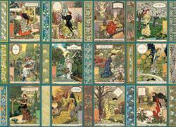 Jardiniere: A Gardener's Calendar Garden Jigsaw Puzzle