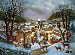 I Remember Christmas Christmas Jigsaw Puzzle
