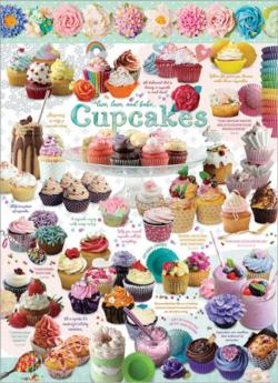 Cupcake Time Sweets Jigsaw Puzzle