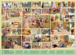Carl Larsson History Jigsaw Puzzle