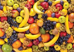 Fruit Pattern / Assortment Jigsaw Puzzle