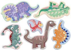 Dinosaurs (baby puzzles) Dinosaurs Multi-Pack