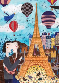Paris Cities Jigsaw Puzzle