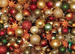 Christmas Balls Christmas Jigsaw Puzzle