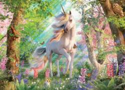 Unicorn in the Woods Unicorns Jigsaw Puzzle