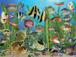 Aquarium Fish Jigsaw Puzzle