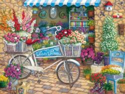Pedals 'n' Petals Flowers Jigsaw Puzzle