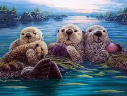 Treasures of the Sea Animals Large Piece