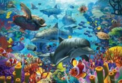 Coral Sea Under The Sea Jigsaw Puzzle