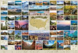 National Parks of the United States National Parks 2000 and above