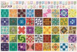 Quilt Blocks - Scratch and Dent Everyday Objects 2000 and above