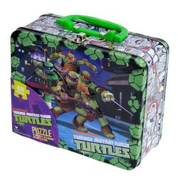 Puzzle in Tin - Teenage Mutant Ninja Turtles 48pc Cartoons Jigsaw Puzzle