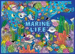 Marine Life Fish Jigsaw Puzzle