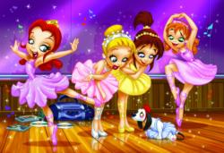 Ballet (Small Box) Dance Jigsaw Puzzle