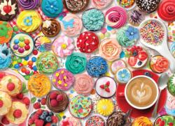 Cupcake Party Sweets Jigsaw Puzzle