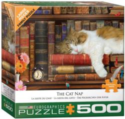 The Cat Nap Cats Large Piece