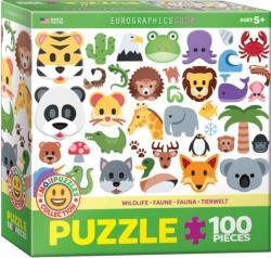 Wild Animals Animals Jigsaw Puzzle
