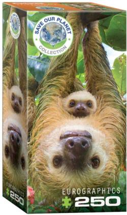 Sloth Animals Jigsaw Puzzle