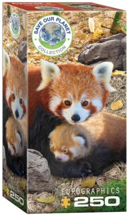 Red Panda Animals Jigsaw Puzzle