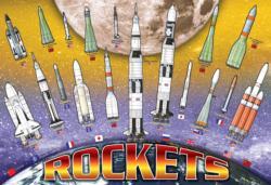 Rockets Science Children's Puzzles