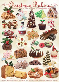 Christmas Baking Sweets Jigsaw Puzzle