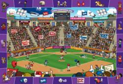 Baseball Baseball Children's Puzzles