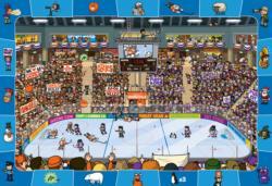 Hockey (Spot & Find) Sports Children's Puzzles
